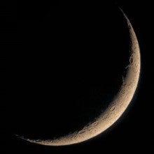 『満月と魔力の謎。』-新月