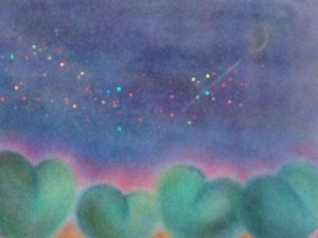 $~アートを通して地球を想う。~パステルメッセージアート・パワーストーンヒーリングアーツ&クラフツの世界 ~