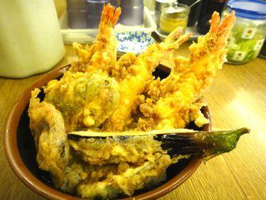 横浜発 驢馬人の美食な日々-ToyonoTendon01