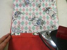 ヒロアミーの日記-シューズケース作り方