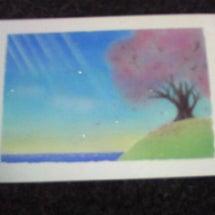 海辺の桜・パステルア…