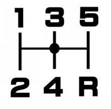 THE 中島邸 ~分離発注で挑む建築日記~-5MTシフトパターン