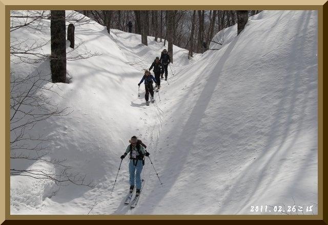 ロフトで綴る山と山スキー-0226_0905
