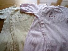 楽しい双子ブログ~高齢出産編♪-退院時服