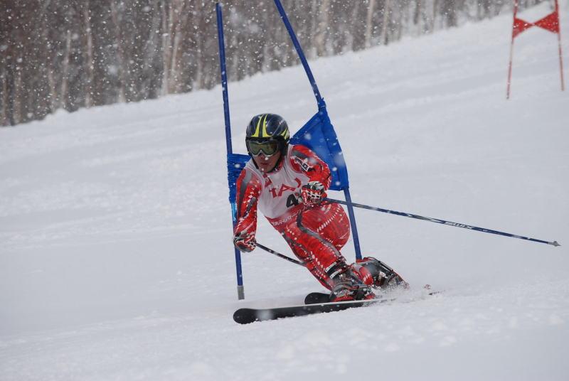 Telemark Race in Japan