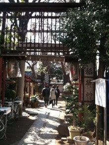 $Tsukiko ~::* I feel *::~-皆中稲荷神社