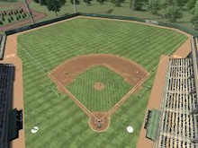 Forbes Field①(フォーブス・フ...