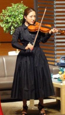 $平原綾香オフィシャルブログ A-ya BLOG ! Powered by Ameba-まな板の上のヴァイオリン弾き