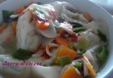 ベリィのLovely☆Life-餃子スープ