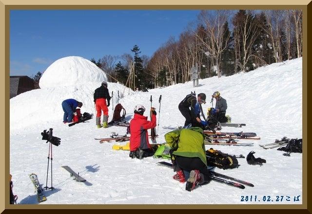 ロフトで綴る山と山スキー-0227_1425