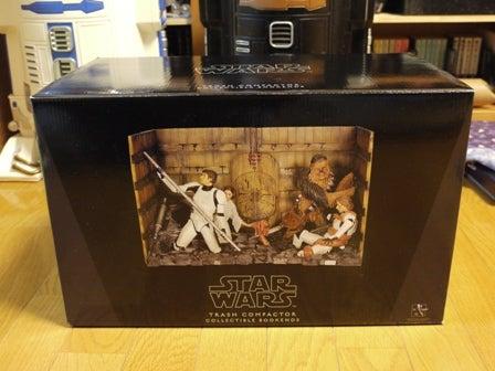 Star Wars Trash Compactor Book...