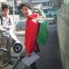 大学の友人が東京から参加!の画像