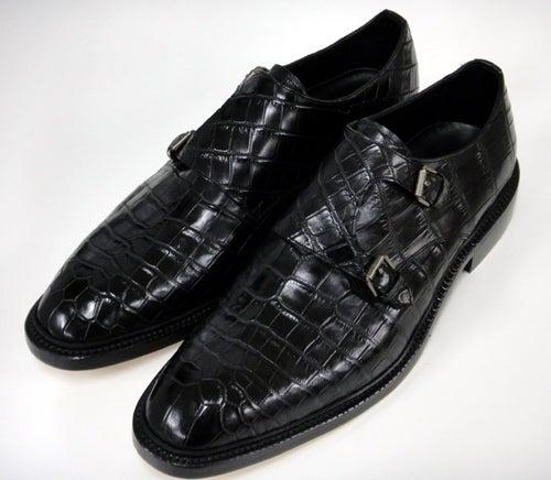 CrocodileShopGaudieのブログ-ダブルモンク クロ