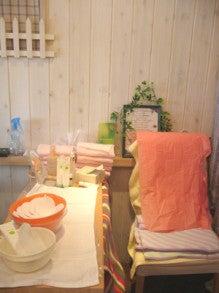 オレンジカウンティショップのブログ-サロンスペース