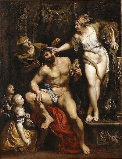REMOVE-Hercule et Omphale