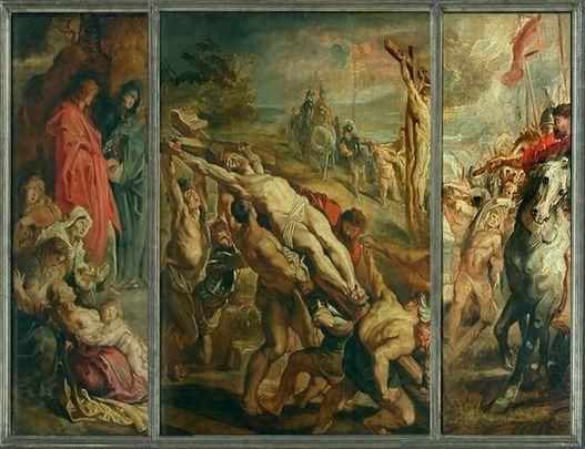 REMOVE-L'Elevation de la Croix