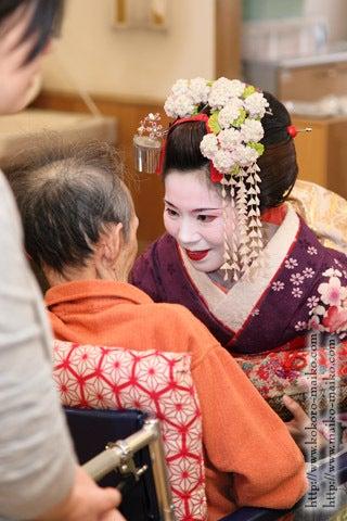 京都舞妓体験処『心』 スタッフブログ-舞妓体験ボランティア10