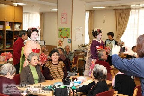 京都舞妓体験処『心』 スタッフブログ-舞妓体験ボランティア11