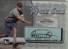 nash69のMLBトレーディングカード開封結果と野球観戦報告-2011-itg-salcedo