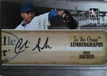 nash69のMLBトレーディングカード開封結果と野球観戦報告-2011-itg-archer
