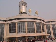 北京大学に短期留学をしました。-天津駅