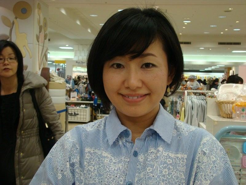 ピンからさんの「週末だけラジオリスナー日記」2011.3.6  深谷里奈アナ@JR東海タカシマヤ