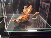 アートテラー・とに~の【ここにしかない美術室】-靴