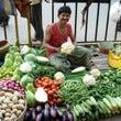 vegetables…
