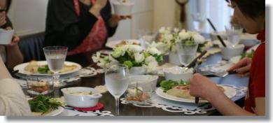 料理研究家 豊田尚美のやさしいテーブル