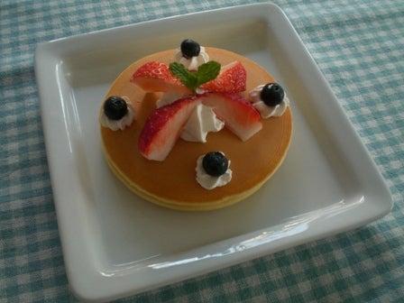 料理教室 ciao -ちゃお- のブログ-パンケーキ