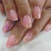 桜ネイルの画像