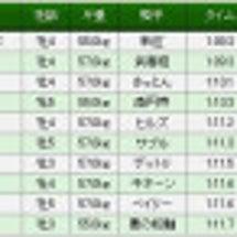 ドバイGS&高松宮記…
