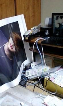 Sleepless Town  - in Tokyo--my desk