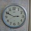 止まった時計の画像