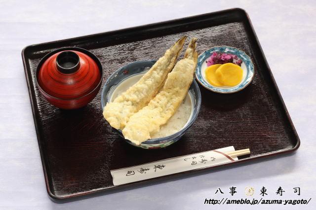 八事 東寿司のブログ-八事 東寿司 穴子天丼