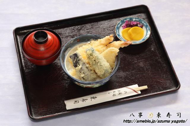 八事 東寿司のブログ-八事 東寿司 天丼