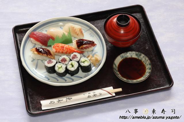 八事 東寿司のブログ-八事 東寿司 寿司(並)