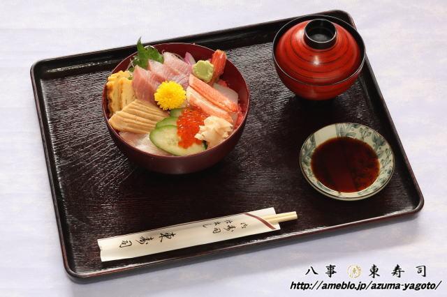 八事 東寿司のブログ-八事 東寿司 上海鮮ちらし
