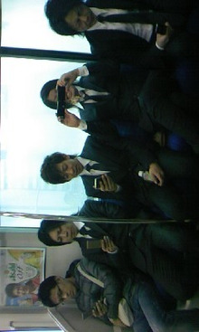 横浜 ホストクラブ 嵐 千堂 福太郎 弟の一日-110315_1413~01.jpg