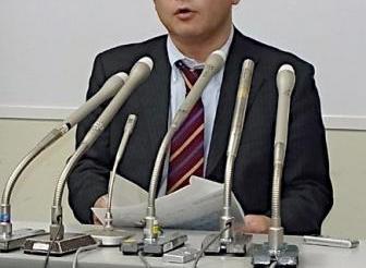 外見力相談係☆イメコンのすすめ-東京電力会見