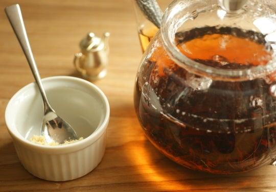生姜紅茶 レシピ