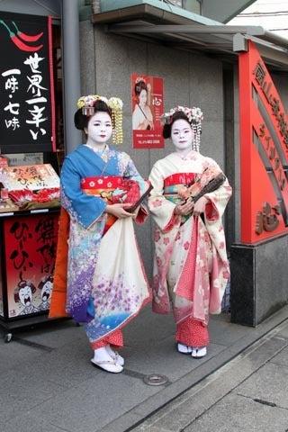 京都舞妓体験処『心』 スタッフブログ-ケアセンター回生舞妓1