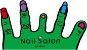 代々木上原 ネイルサロン ぺリドット-緑の手