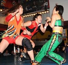 女子プロレス専門誌『RINGSTARS』-WAVE3・20大阪