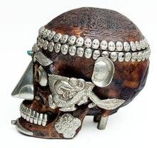 Резултат с изображение за tibetan kapala skull
