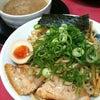 """麺屋 風火 中◯ """"つけ麺"""" @京都 山科区 23.3.20の画像"""