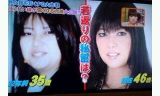 ★フジテレビ「つかえるテレビ」に NANA・46歳が出演しました★