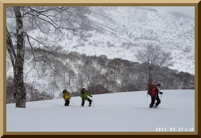 ロフトで綴る山と山スキー-0327_1053