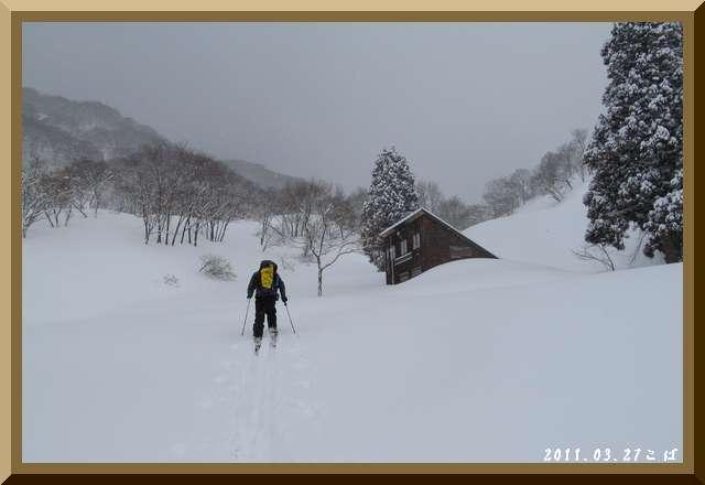 ロフトで綴る山と山スキー-0327_0846