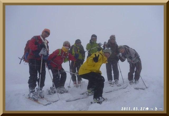 ロフトで綴る山と山スキー-0327_山頂